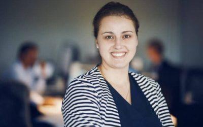 Ana Ilic - bogholder ved Sandgrav Solutions