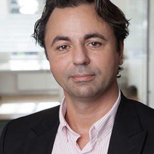 Co-founder og CEO Frants Moraitis for Gratisal