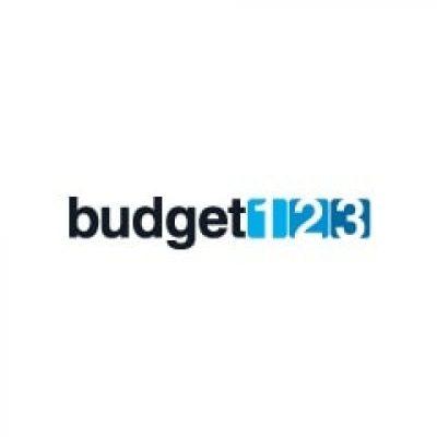budget123 logo