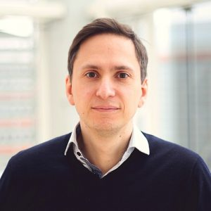 CEO Alessandro Justesen Leoni