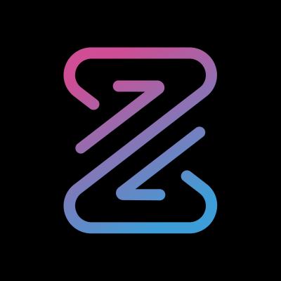 zenegy logo on black 2
